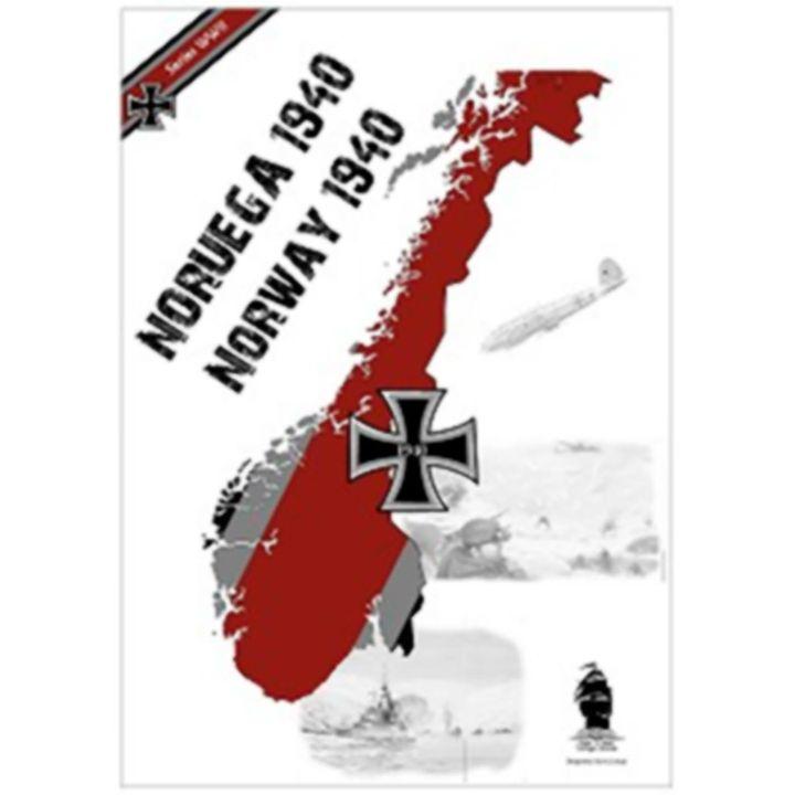 EstíoCast 33 - Juego Noruega 1940