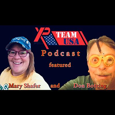 Don Botting and Mary Shafer