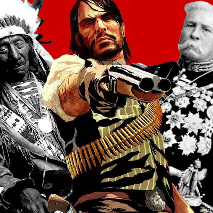 Historia Não Serve Pra Nada (Podcast) #01 - Red Dead Redemption I