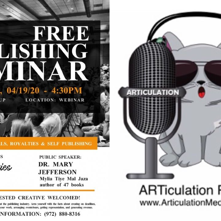 ARTiculation Radio Show — LEARN TO RELEASE YOUR CREATIONS