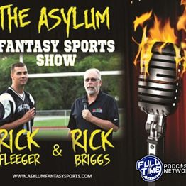 Asylum Fantasy Sports Show 362- Fantasification