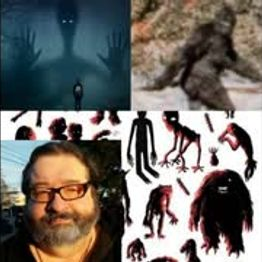 Hauntings, Ghosts, Phantoms, Mothman, Bigfoot, UFOs, and other Cryptids with Lon Strickler