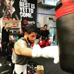 RINGSIDE BOXING SHOW: Guest Ruben Villa, trainers Max and Sam Garcia talk about his upcoming fight on ShoBox showcase