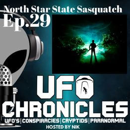 Ep.29 North Star State Sasquatch