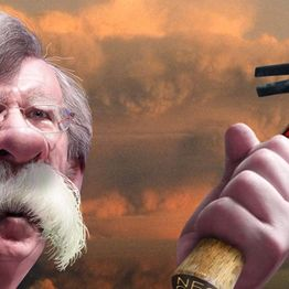 John Bolton was right on Iran, the race for the bomb is on!
