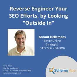 Arnout Hellemans: Increase Discoverability with Structured Data