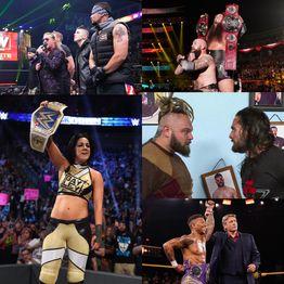 The Draft Jedi (WWE Draft, Bayley's New Look, RIP Firefly Funhouse?)