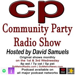 CPR hosted by David Samuels Show 102 Sep 18 2019