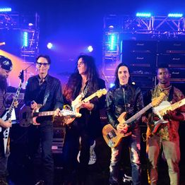 Sharpening the Axe with STEVE VAI