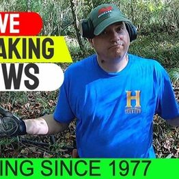 10/16/19 Lynyrd Skynyrd's last flight metal detecting recovery with History Seekers (YouTibe)