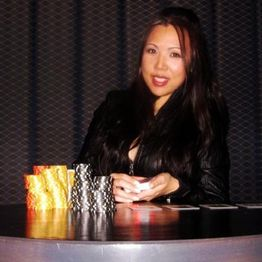 Sandra Wong - All In with Poker