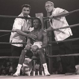RINGSIDE BOXING SHOW You might not live long enough to see another one like Loma ... plus in-depth with all-time great Donald Curry