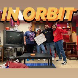 IN ORBIT S2 Episode 7: Blogging, Mario Kart and Tyler Perry