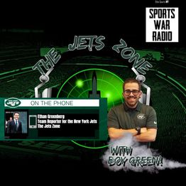 The Jets Zone: Ethan Greenberg Behind The Scenes Interview