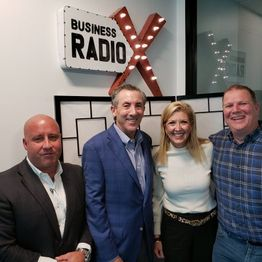 Cutting Edge Leadership: Eric Hollifield with Hamilton Investment Council, Linda Willis with CMA Consulting and Jim Grien with TM Capital Co