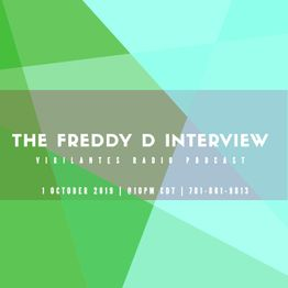 The Freddy D Interview.