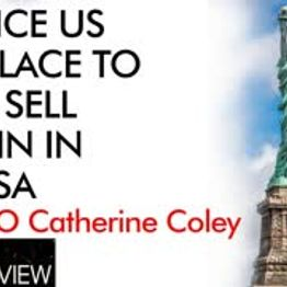 Binance US Best Place To Buy Bitcoin in the USA - Catherine Coley CEO Interview