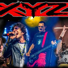 XYZ Spice Up Melodic Rock Fest