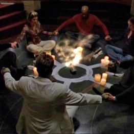 Angel 4x05&06: Supersymmetry/Spin the Bottle