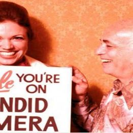 Smile😃! You're On Candid Camera 24/7 Under Endless Observation of Psyops