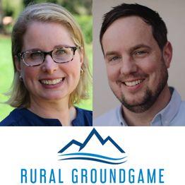 Christian Worth & Brent Finnegan with Rural GroundGame