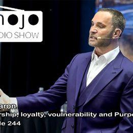 Finding your true purpose Dov Baron.