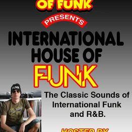 International House of Funk ep #55 with DJ Bjorne