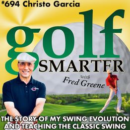 YouTube Sensation Christo Garcia on the Story of MySwingEvolution, and Teaching the Classic Golf Swing