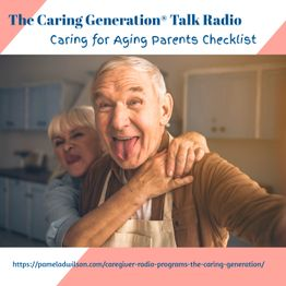 Caring for Aging Parents: A Checklist