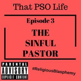 The Sinful Pastor Religious Blasphemy
