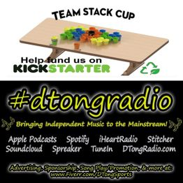 The BEST Independent Music on #dtongradio - Powered by Team Stack Cup: The Game