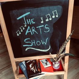 Sandy Barker on The Arts Show June 2019