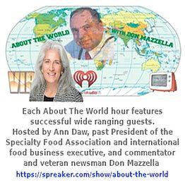 About the World - John Wood & Sid Patel