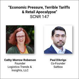 """Economic Pressure, Terrible Tariffs, & Retail Apocalypse"""