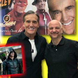 #289: My TerrifiCon Q&A with The Flash's John Wesley Shipp!