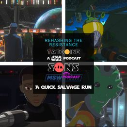Rehashing the Resistance: A Quick Salvage Run
