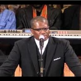 Pastor Terry K Anderson Of Lily Grove Missionary Baptist Church
