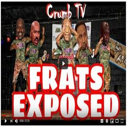 Frats Exposed (Marcus Garvey Shut down EVERYBODY) - #CrumbTV feat. @Crumb_Snatcher_
