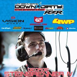 #403 - IndyCar Team Owner George Steinbrenner