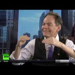 Keiser Report Pirate Equity & Rate Cuts (E1418)