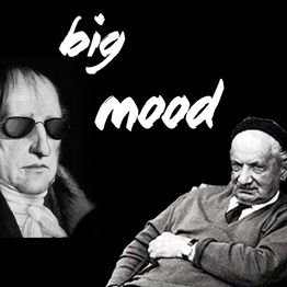 everything is mood. from Plato to Heidegger. an essay