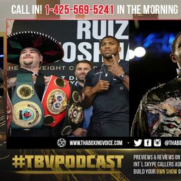 ☎️Ruiz jr., vs Joshua II: Dillian Whyte to Return On Undercard😱No B-Sample💉❓