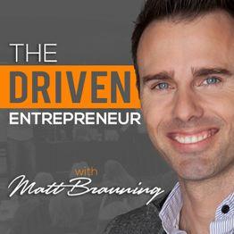 Driven Entrepreneur - The Power of Purpose Ministires Part 2 & Scott Carson