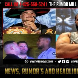 ☎️Joshua Sparring Small, Chubby, Fast Handed Timothy Moten to Replicate Andy Ruiz Jr 😱