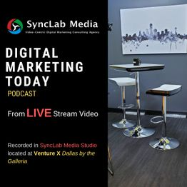 Digital Marketing Today EP 14 - Fanny Dunagan, Personal Branding With Video Content