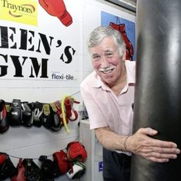 Endswell Boxing Podcast: Belfast Trainer John Breen Celebrates 40 Years of Training Champions