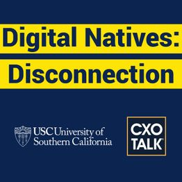 Digital Natives Connected to Mobile Devices but Disconnected from Life