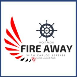Fire Away 57, Prof David Clayton joins Carlos Bersabe to talk about Catholic education in the modern world