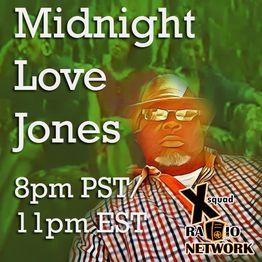 The DGratest Podcast Presents : MidNight Love Jones Vol 33