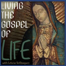 Episode 56: Leticia Velasquez interviews Catholic author Patrice Fagnant-MacArthur (August 25, 2019)